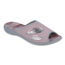 Befado obuwie damskie pu 254D098