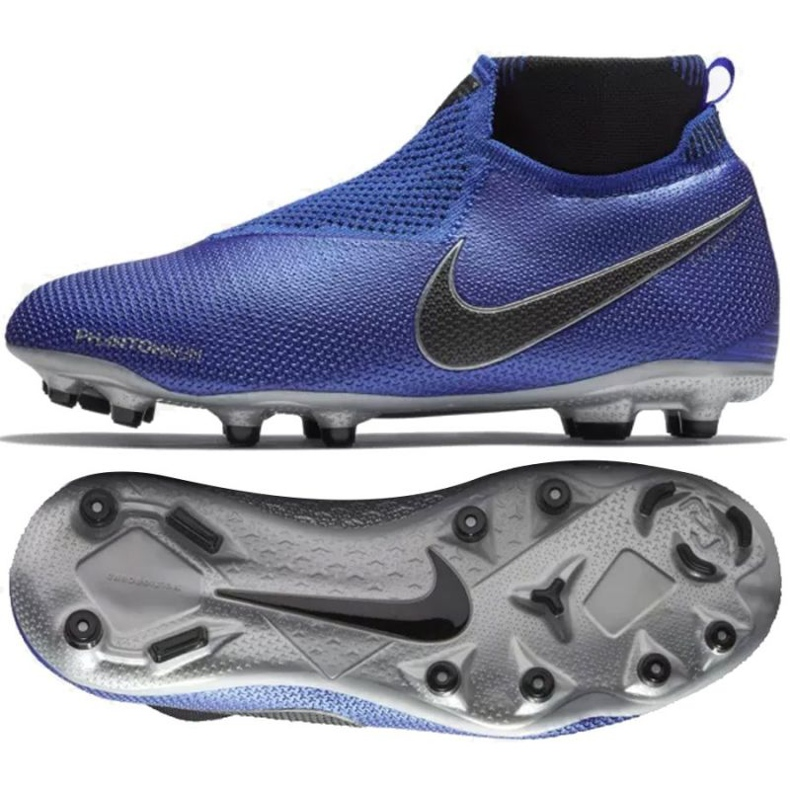 Buty piłkarskie Nike Phantom Vsn Elite granatowe