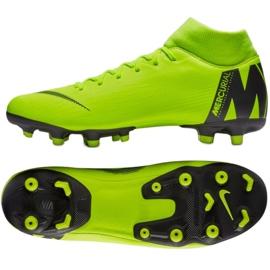 Buty piłkarskie Nike Mercurial Superfly 6 żółte