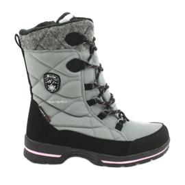 American Club American buty zimowe z membraną 801SB