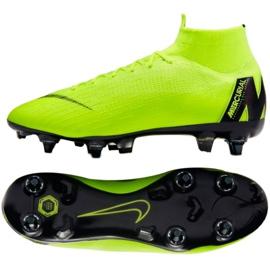 Buty piłkarskie Nike Mercurial Superfly 6 Elite SG-Pro M AH7366-701