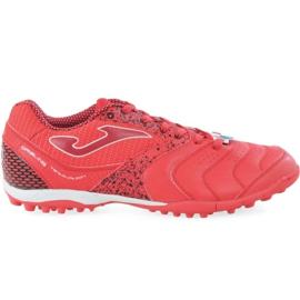 Buty piłkarskie Joma Dribling Tf M 836 czerwone czerwony