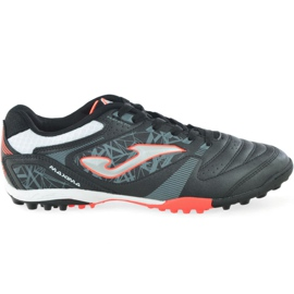Buty piłkarskie Joma Maxima Tf M 801 czarny wielokolorowe