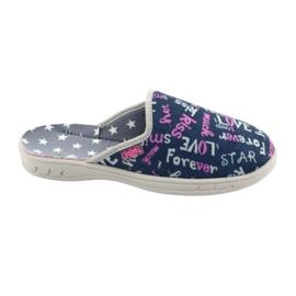 Befado kolorowe obuwie dziecięce     707Y397 wielokolorowe