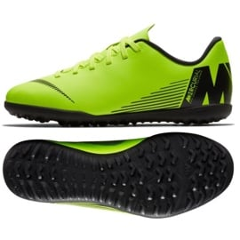 Buty piłkarskie Nike Mercurial Vapor X 12 Club Tf Jr AH7355-701