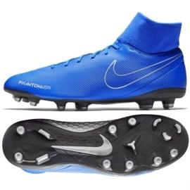 Buty piłkarskie Nike Phantom Vsn Club Df FG/MG M AJ6959-400