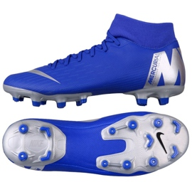 Buty piłkarskie Nike Mercurial Superfly 6 Academy FG/MG M AH7362-400