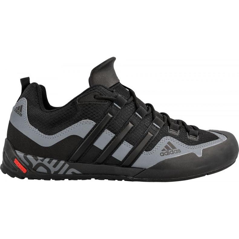 Buty adidas Terrex Swift Solo M D67031 czarne szare
