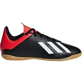 Buty halowe adidas X 18.4 In Jr B9409