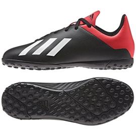 Buty piłkarskie adidas X 18.4 Tf Jr BB9416