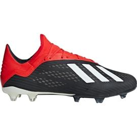 Buty piłkarskie adidas X 18.2 Fg M BB9362
