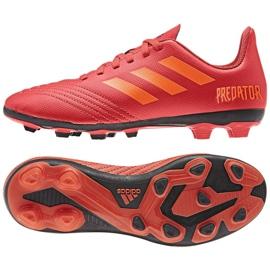 Buty piłkarskie adidas Predator 19.4 FxG Jr CM8541