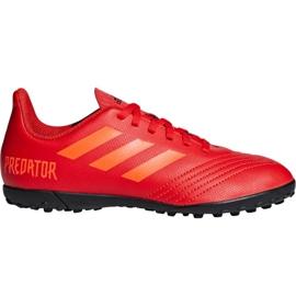 Buty piłkarskie adidas Predator 19.4 Tf Jr CM8557