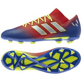 Buty adidas Nemeziz Messi 18.3 Fg M BC0316 wielokolorowe wielokolorowe