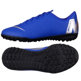 Buty piłkarskie Nike Mercurial VaporX 12 Academy Gs Tf Jr AH7342-400