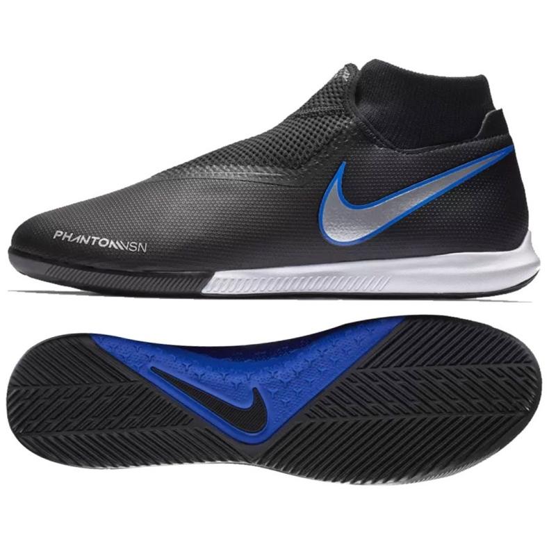 Buty halowe Nike Phantom Vsn Academy Df Ic M AO3267-004 czarne czarny