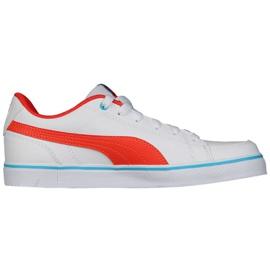 Białe Buty Puma Point Vulc V2 W 362947 09