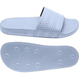 Białe Klapki adidas Originals Adilette W BA7539