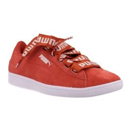 Czerwone Buty Puma Vikky Ribbon Bold Spiced W 365312 02