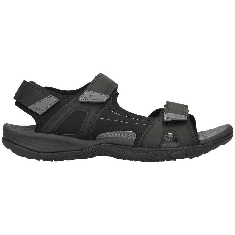 Sandały 4f M H4L18-SAM001 czarne