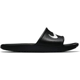Czarne Klapki Nike Kawa Shower Sandal M 832655-001
