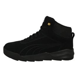 Czarne Buty Puma Desiero Sneaker Taffy M 361220 02