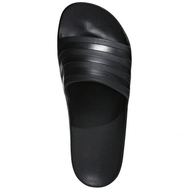 Klapki adidas Adilette Aqua M F35550 czarne