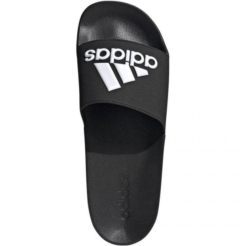 Czarne Klapki adidas Adilette Shower M F34770