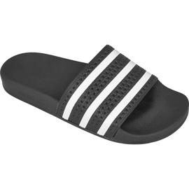Czarne Klapki adidas Originals Adilette M 280647