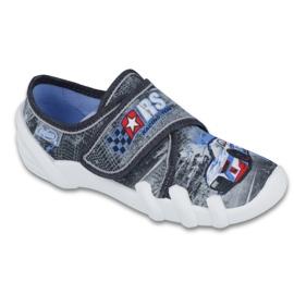 Szare Befado obuwie dziecięce 273X251