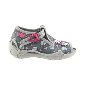 Befado kapcie buty dziecięce 213P107