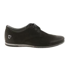 Riko półbuty buty męskie sportowe 877 czarne