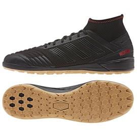 Buty halowe adidas Predator 19.3 In M D97964 czarne wielokolorowe