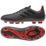Buty piłkarskie adidas Predator 19.4 FxG M D97960 czarny czarne