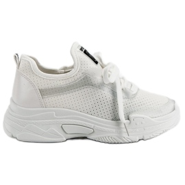 Mckeylor białe Buty Sportowe