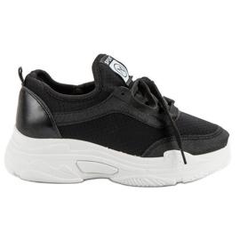 Mckeylor Buty Sportowe czarne