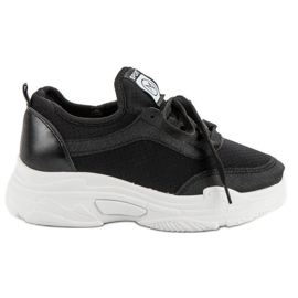 Mckeylor czarne Buty Sportowe