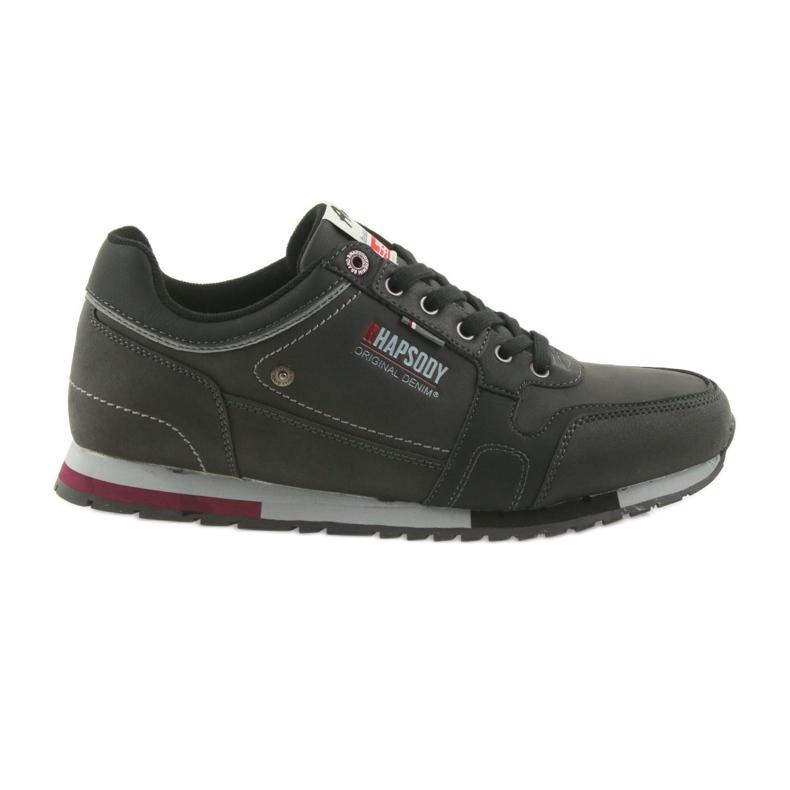 ADI buty męskie sportowe American Club RH03/19 czarne