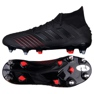 Buty piłkarskie adidas Predator 19.1 Sg M G26979 czarne czarny