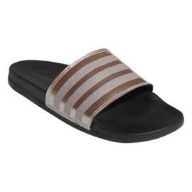 Różowe Klapki adidas Adilette Comfort B75679