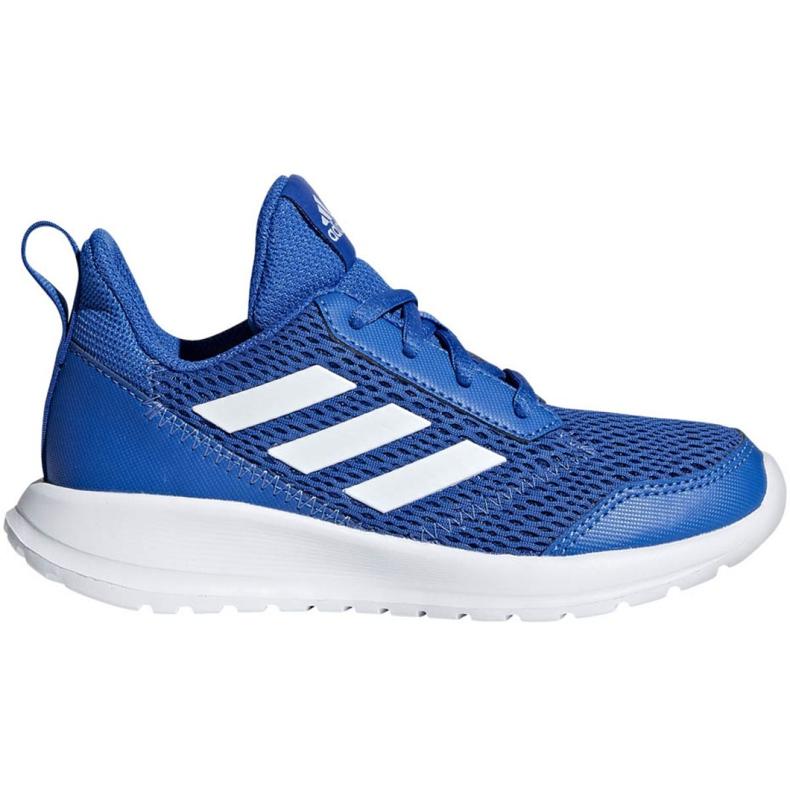 Buty adidas AltaRun K Jr CM8564 niebieskie