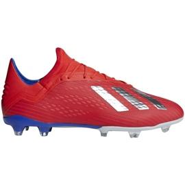 Buty piłkarskie adidas X 18.2 Fg M BB9363