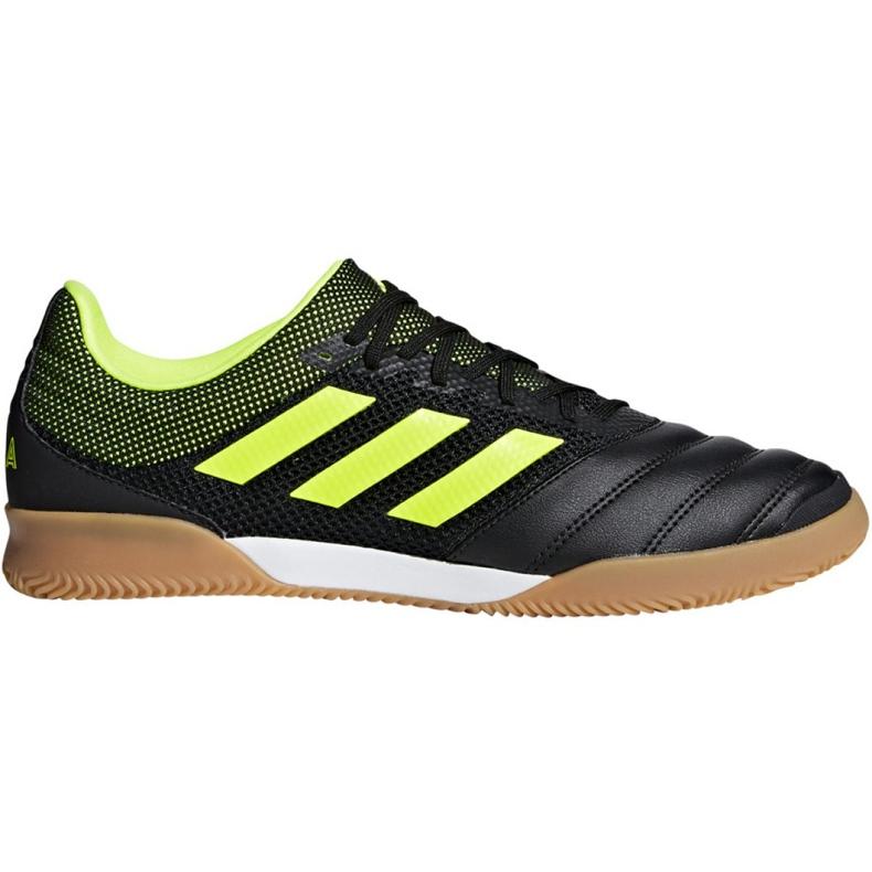 Buty halowe adidas Copa 19.3 In Sala M BB8093 czarne czarne