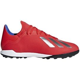 Buty piłkarskie adidas X 18.3 Tf M BB9399
