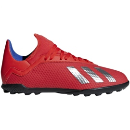 Buty piłkarskie adidas X 18.3 Tf Jr BB9403