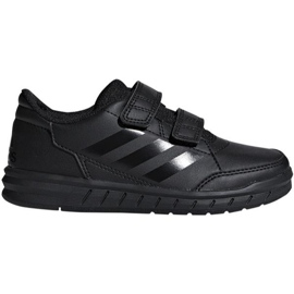 Buty adidas AltaSport Cf K Jr D96831 czarne