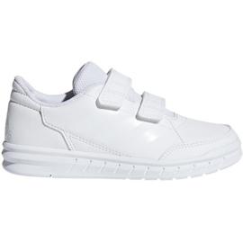 Białe Buty adidas AltaSport Cf K Jr D96832