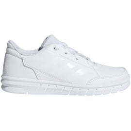 Białe Buty adidas AltaSport K Jr D96874