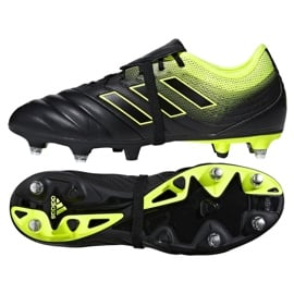 Buty piłkarskie adidas Copa gloro 19.2 Sg M F36080 czarne czarne