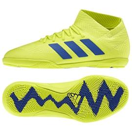 Buty halowe adidas Nemeziz 18.3 In Jr CM8512